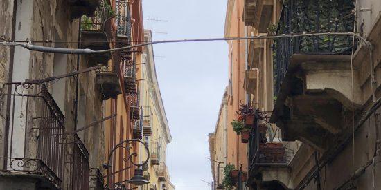 Barrio Marina en Cagliari