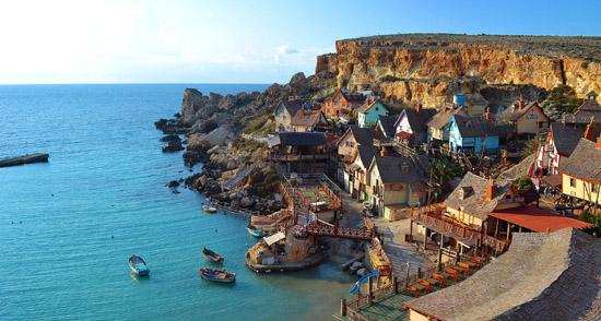 Excursión en Malta, La Valetta y Mdina