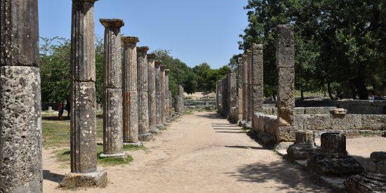 Palestra Olimpia Grecia Excursión para cruceros