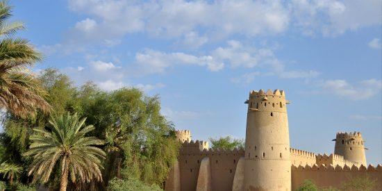 Visita a Abu Dhabi