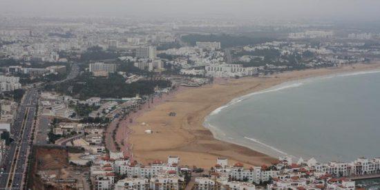 Visita a la gran bahía de Agadir