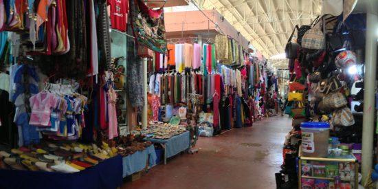 Excursión por el zoco en Agadir Marruecos