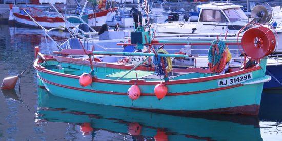 Puerto de Ajaccio