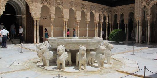 Excursión para crucero en la Alhambra