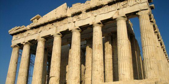 Visita al Partenon Atenas