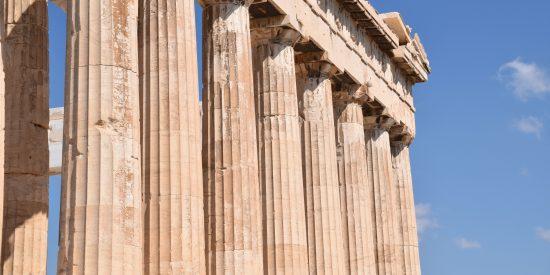Excursión para crucero al Partenon Atenas