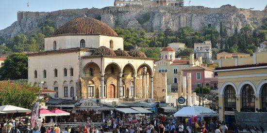 Excursión para crucero El Acropolis Atenas