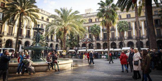Plazas Barcelona