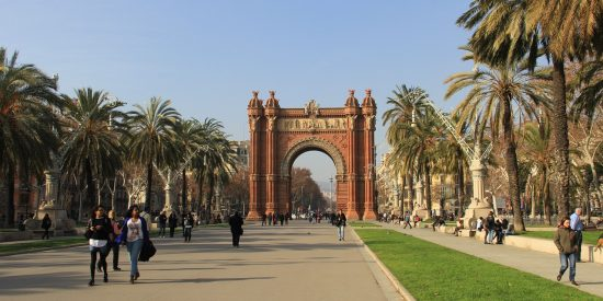 Visita parques Barcelona