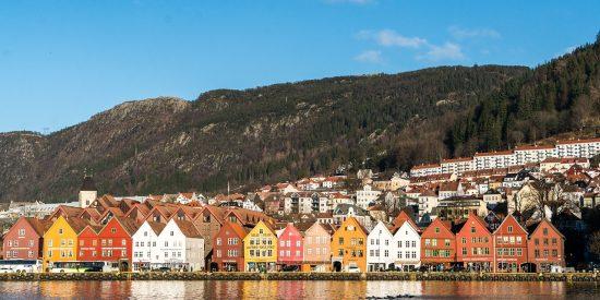 Bryggen en Bergen