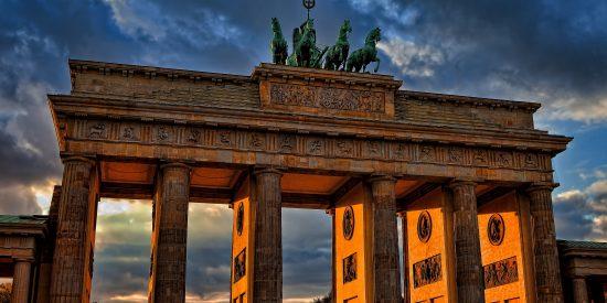 Puerta de Brandeburgo Monumento Berlin