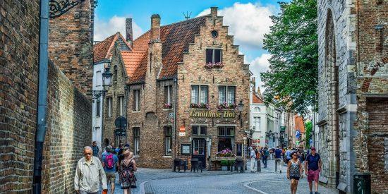Caracteristicas calles de Brujas