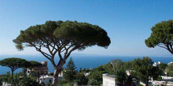 Isla de Capri en Napoles