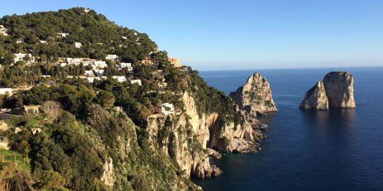 Vistas de Capri