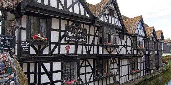 The Old Weaver en Canterbury