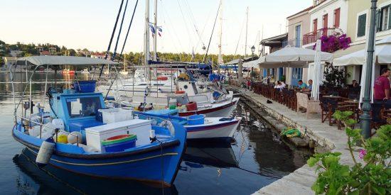 Puerto de Cefalonia