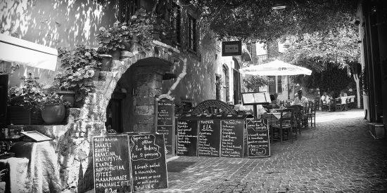 Visita por las calles de Chania Creta