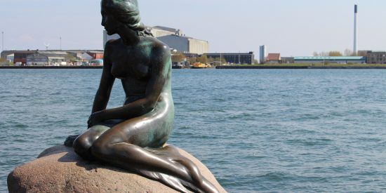 Visitar La sirenita en Copenhague