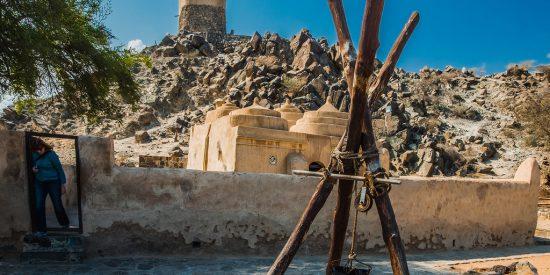 La mezquita más antigua de los Emiratos Árabes