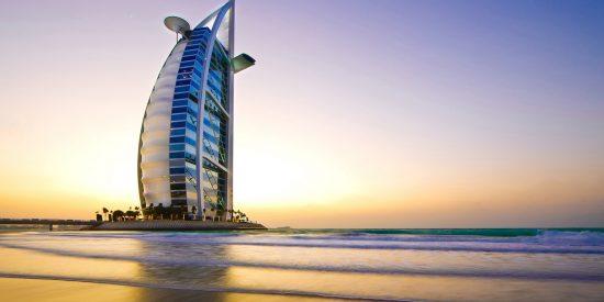 El hotel más famoso de Dubai