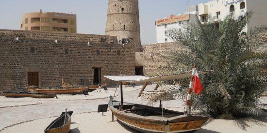 zona antigua Dubai