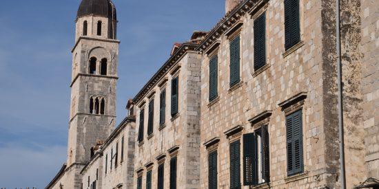 Torre Plaza Stradun Dubrovnik