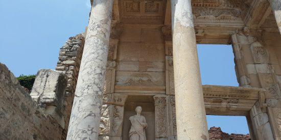 Visitar ruinas de Éfeso