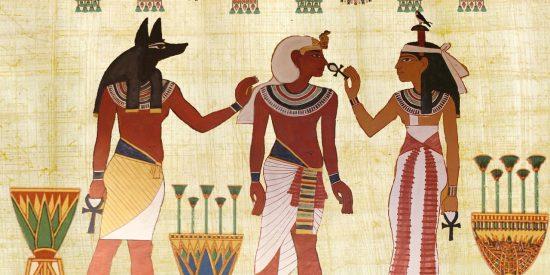 Grabado Egipcio