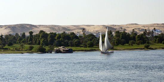 El Nilo en Egipto