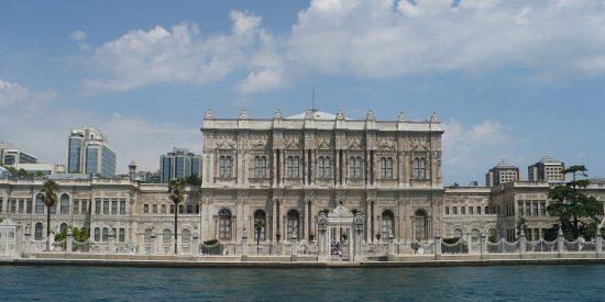 Vistas en barco por Estambul