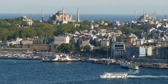 Excursión para crucero paseo en barco Estambul