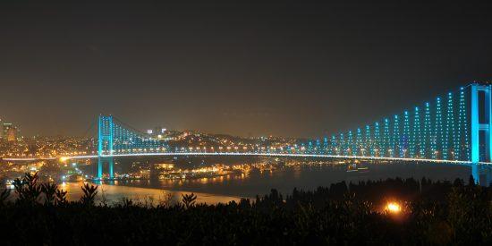 Puente del Bósforo Estambul