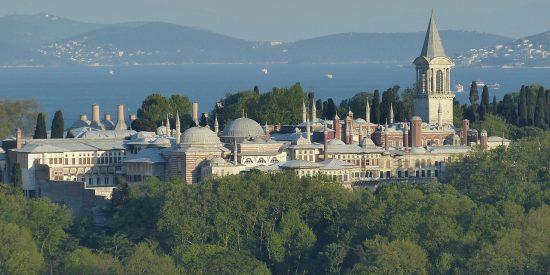Visita guiada al Palacio de Topkapi en Estambul