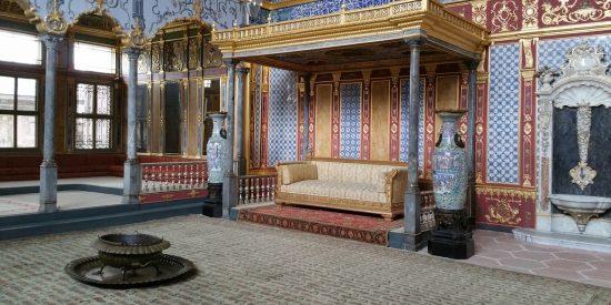Palacio de Topkapi en Estambul
