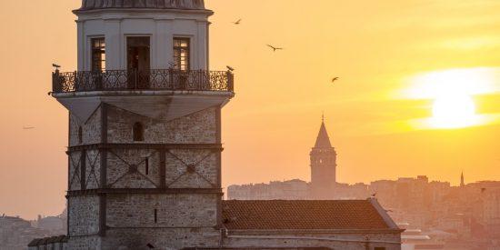 La torre de la doncella Estambul