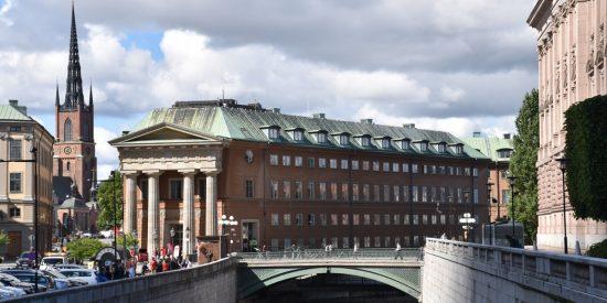 Visita guiada por Estocolmo