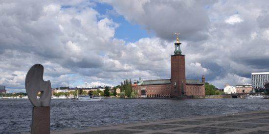 Excursión para crucero ayuntamiento de Estocolmo