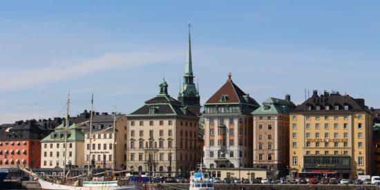 Visita guiada por Estocolmo desde tu crucero