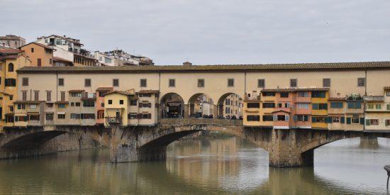 Ponte Vecchio en Florencia