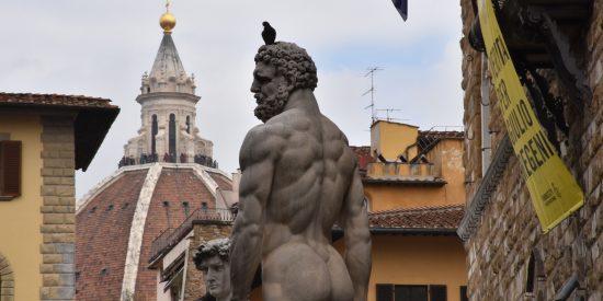 Vistas desde Palazzo Vecchio Florencia