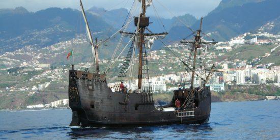 Antiguo Galeón Funchal Madeira