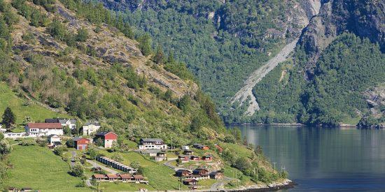 Excursión de Geiranger a Hellesylt