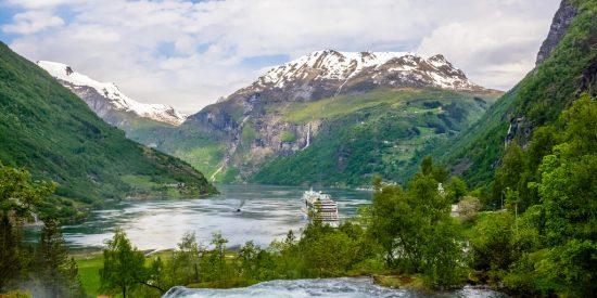 Excursión con vistas sobre Geirangerfjord