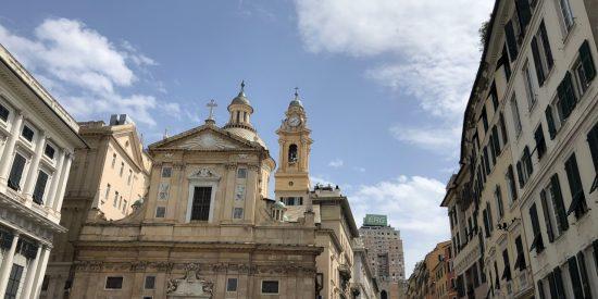 Excursión con guía español por Génova