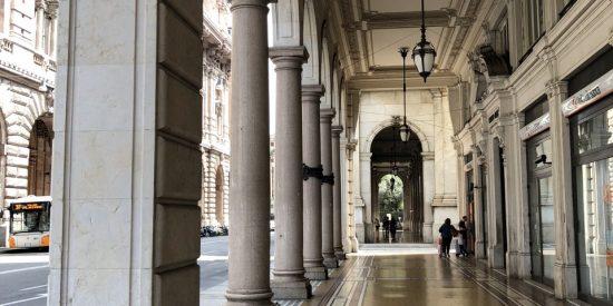 Excursión para crucero calles de Genova