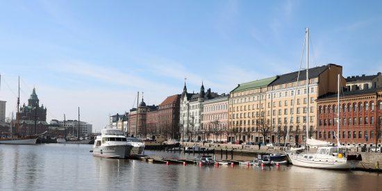 Visita por Helsinki