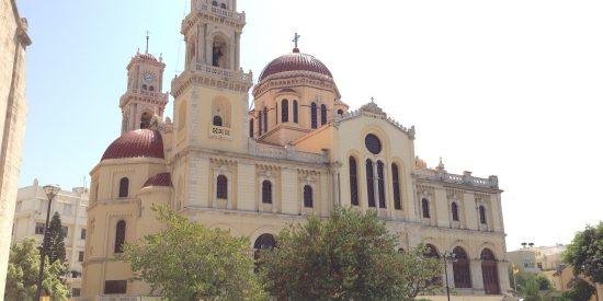Catedral Ortodoxa Heraklion
