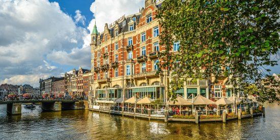 Amsterdam y paseo en Barco por los canales