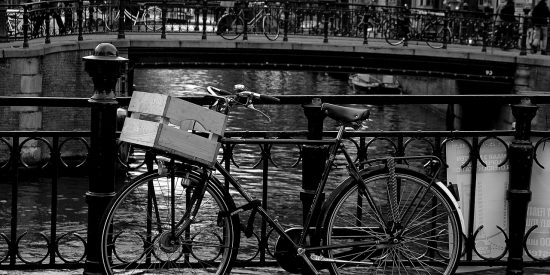Visita canales de Amsterdam