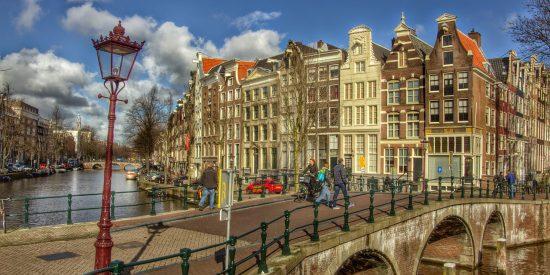 Excursión por Amsterdam Holanda